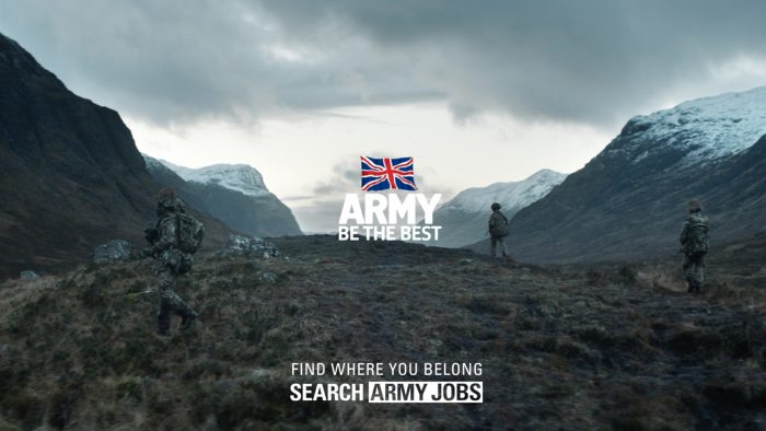 Campaign for The British Army