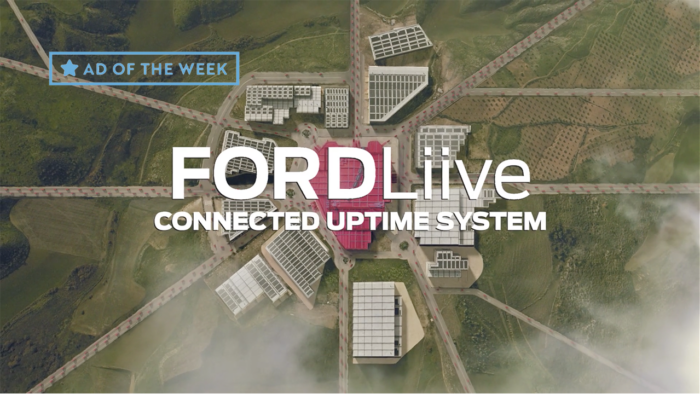 The Shots place Ford 'Heartbeat' as Ad of the Week